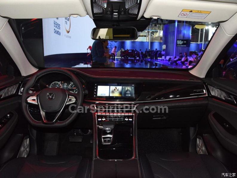Changan Unveils the CS85 Coupe SUV at Guangzhou Auto Show 8