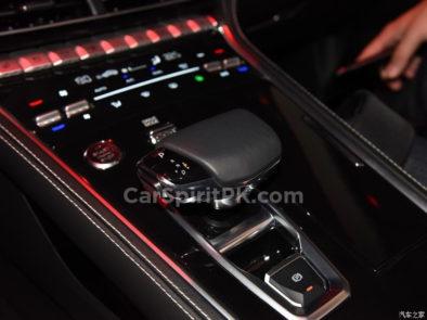 Changan Unveils the CS85 Coupe SUV at Guangzhou Auto Show 10