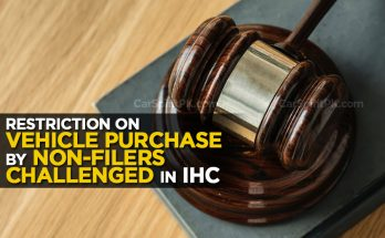 Restriction on Vehicle Purchase by Non-Filers Challenged in IHC 5