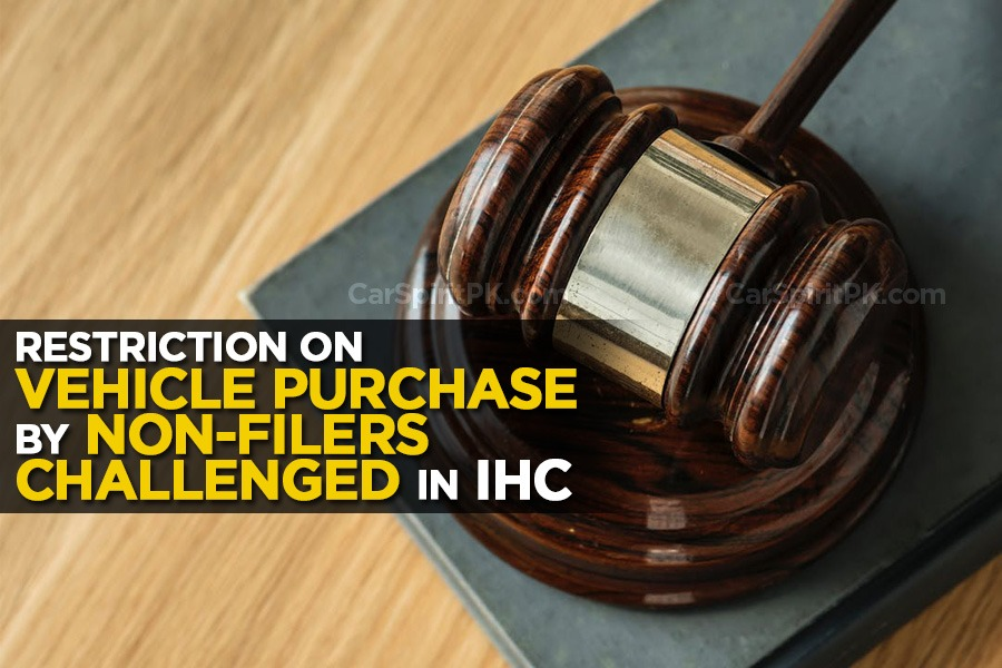 Restriction on Vehicle Purchase by Non-Filers Challenged in IHC 1