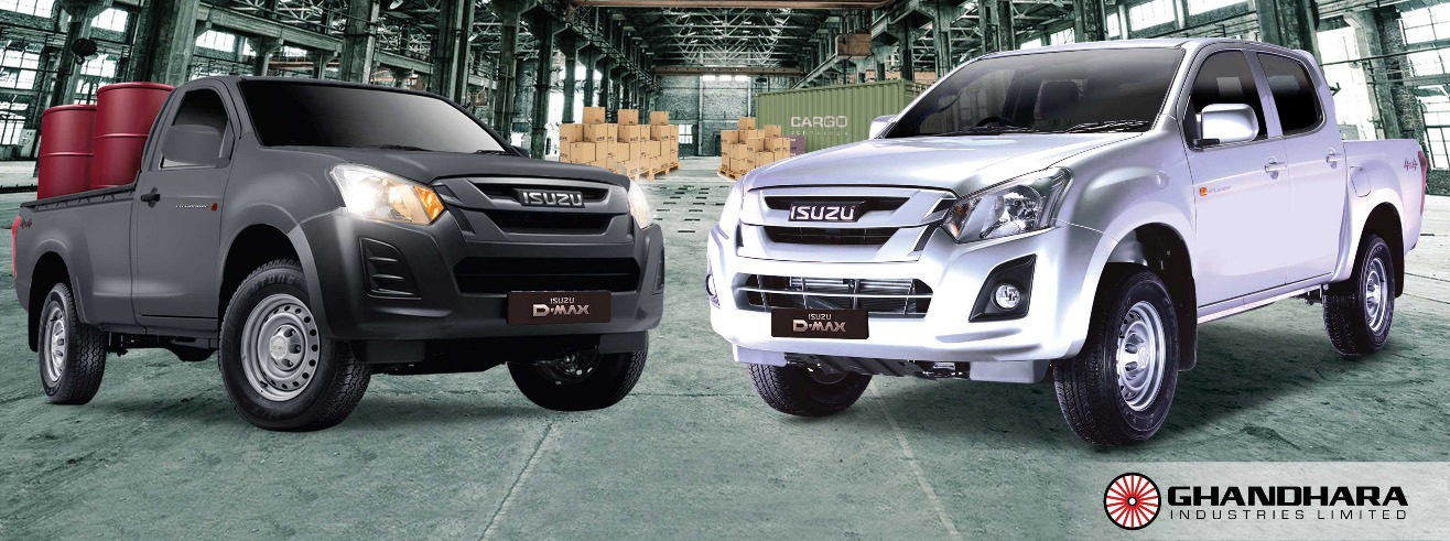 Ghandhara Officially Launches the Isuzu D-Max in Pakistan 6