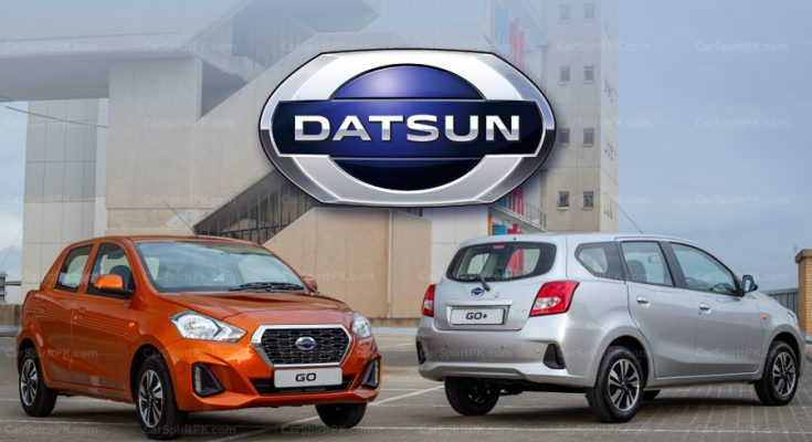Datsun GO, GO+ and Their Chances of Success in Pakistan 1