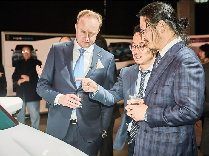 FAW Hongqi Global Design Center Becomes Operational in Munich 5