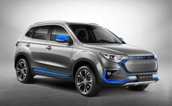 2019 FAW R7 EV400 Launched in China 8