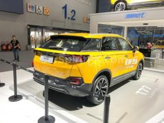 FAW's Flagship Bestune T77 SUV Launched 8