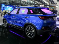 FAW's Flagship Bestune T77 SUV Launched 10
