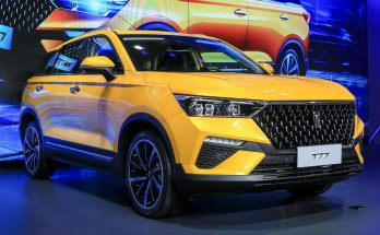 FAW's Flagship Bestune T77 SUV Launched 9