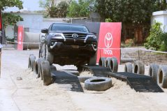 Toyota Fortuner Sigma 4 Off-Road Experience 6
