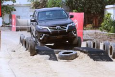 Toyota Fortuner Sigma 4 Off-Road Experience 5