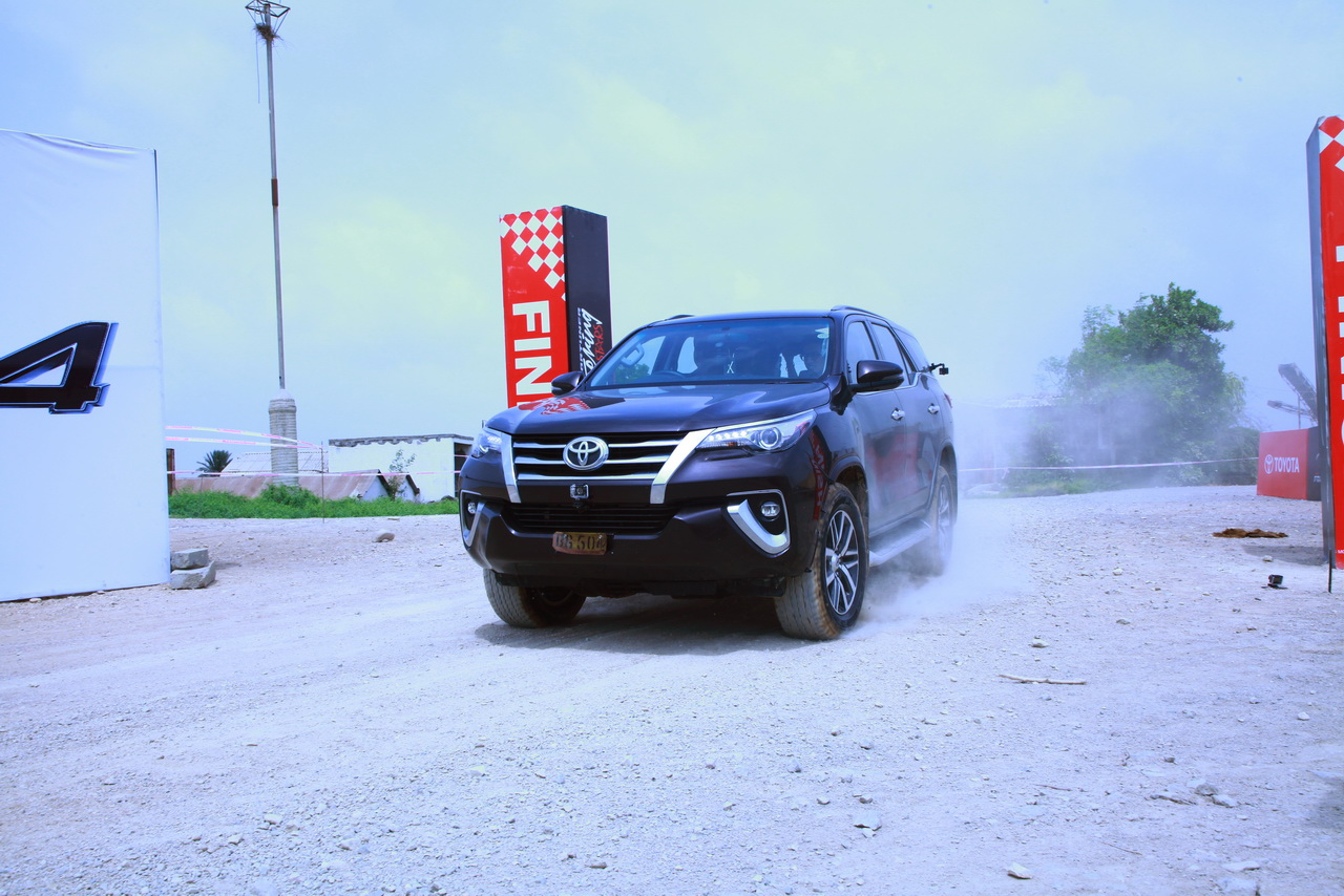 Toyota Fortuner Sigma 4 Off-Road Experience 15