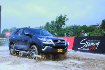 Toyota Fortuner Sigma 4 Off-Road Experience 14