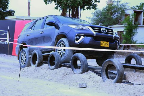 Toyota Fortuner Sigma 4 Off-Road Experience 4