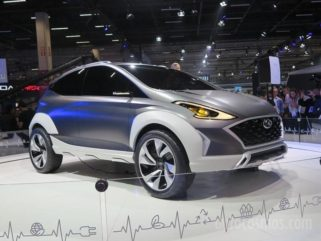 Hyundai Showcases New Saga EV Crossover Concept 3