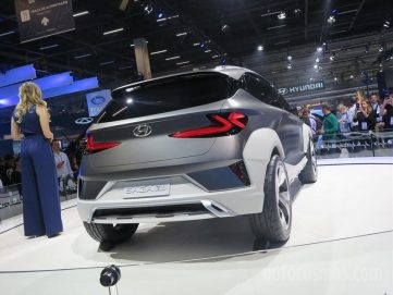 Hyundai Showcases New Saga EV Crossover Concept 9