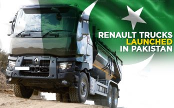 Ghandhara Nissan Launches Renault Trucks In Pakistan 14