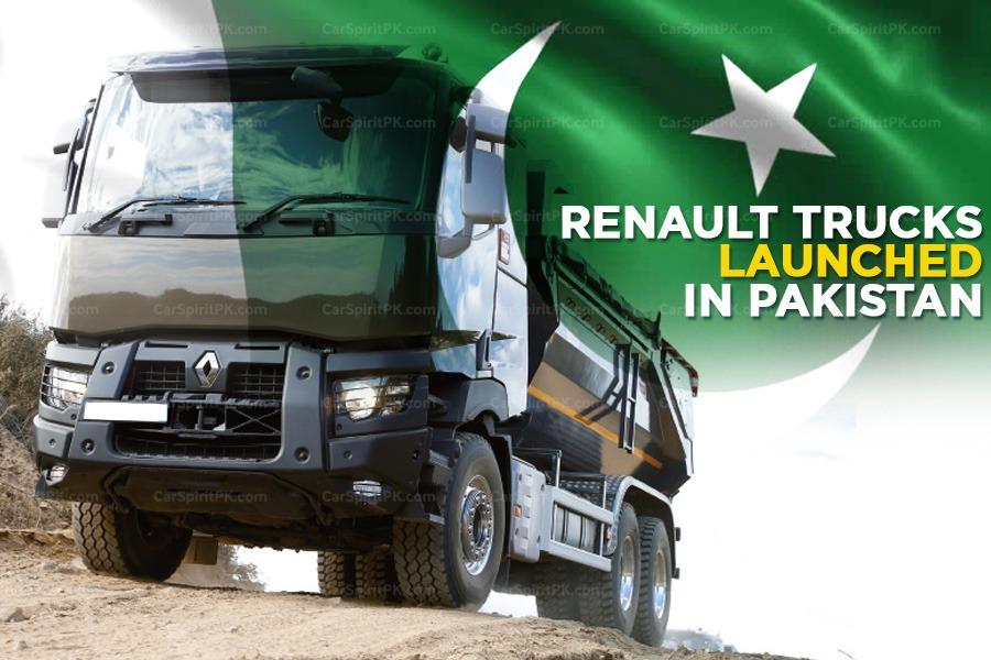 Ghandhara Nissan Launches Renault Trucks In Pakistan 5