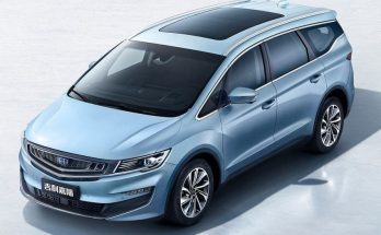 Geely Releases Initial Details and Images of the VF11 JiaJi MPV 4