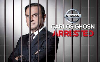 Carlos Ghosn Arrested Again in Japan 6