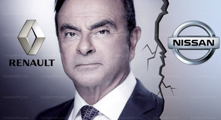Renault Backs Ghosn as Nissan Fires the Chairman 1