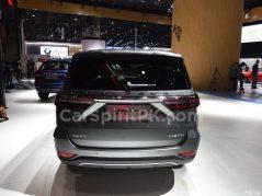Hanteng Unveils the V7 MPV at 2018 Guangzhou Auto Show 10