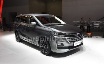 Hanteng Unveils the V7 MPV at 2018 Guangzhou Auto Show 5
