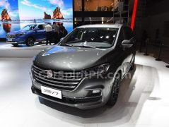 Hanteng Unveils the V7 MPV at 2018 Guangzhou Auto Show 15