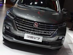 Hanteng Unveils the V7 MPV at 2018 Guangzhou Auto Show 15