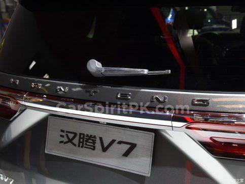 Hanteng Unveils the V7 MPV at 2018 Guangzhou Auto Show 16