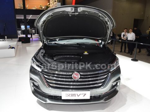Hanteng Unveils the V7 MPV at 2018 Guangzhou Auto Show 32
