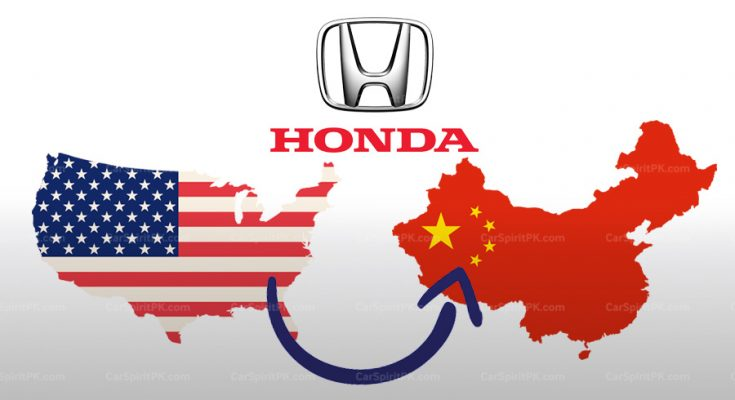 Honda to Shift Acura Production from USA to China Amid Trade War 1