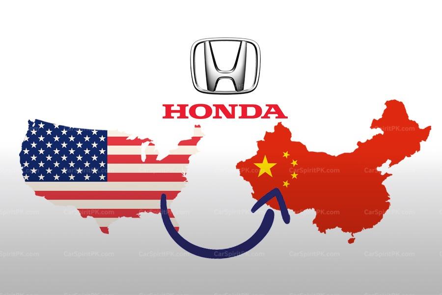Honda to Shift Acura Production from USA to China Amid Trade War 6