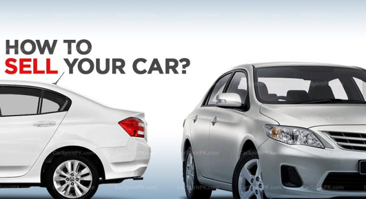 Guide: How to Sell Your Car 2