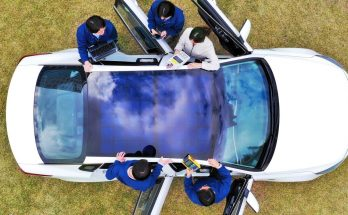 Hyundai and Kia Unveil Solar Roof Charging Technology 2