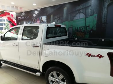 Ghandhara Officially Launches the Isuzu D-Max in Pakistan 17