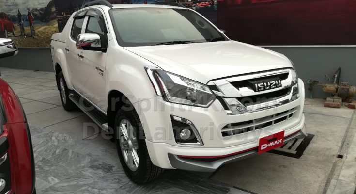 Ghandhara Officially Launches the Isuzu D-Max in Pakistan 1