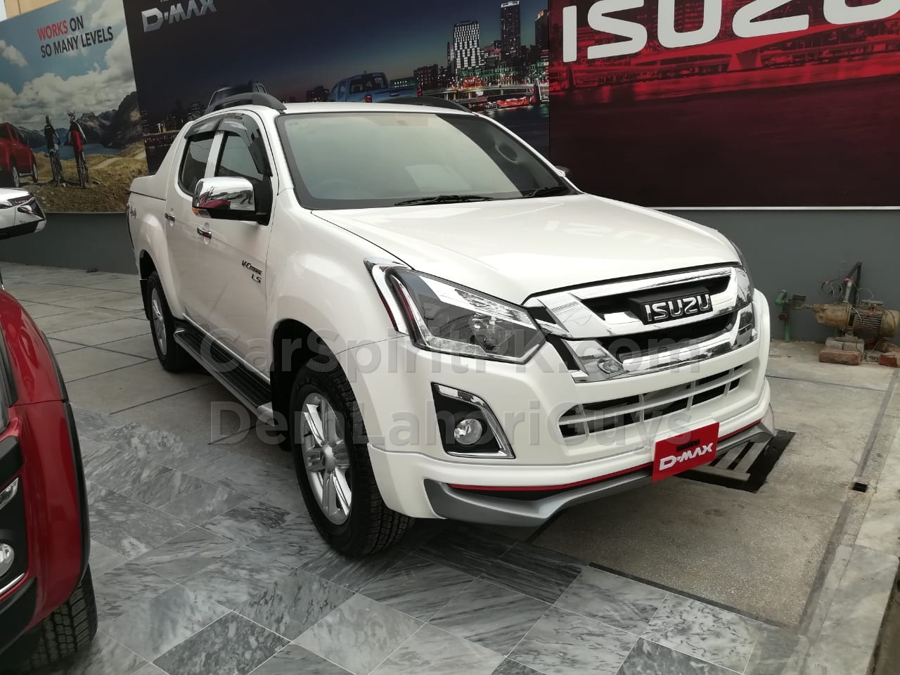 Ghandhara Officially Launches the Isuzu D-Max in Pakistan 10