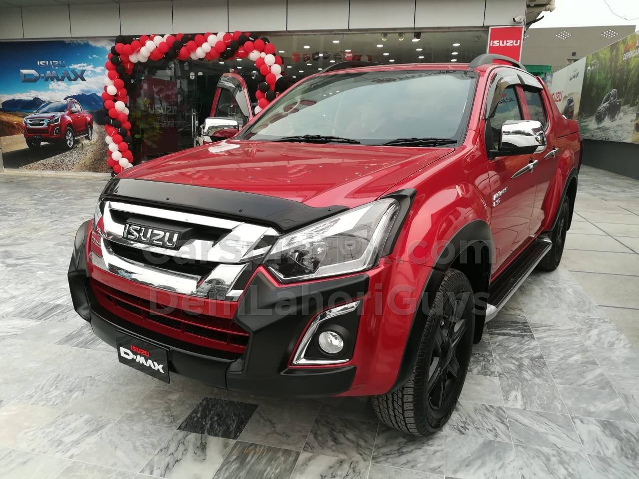 Isuzu D-Max Broke Its Own Lowest Sales Record 4