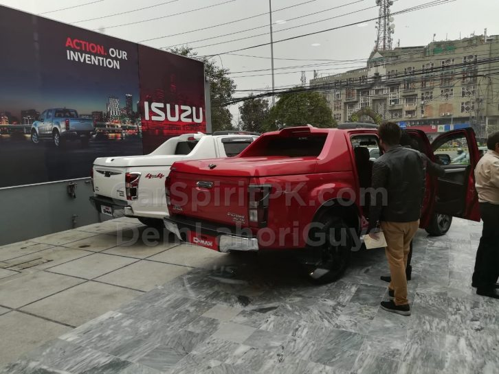 Ghandhara Officially Launches the Isuzu D-Max in Pakistan 19