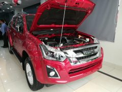 Ghandhara Officially Launches the Isuzu D-Max in Pakistan 26