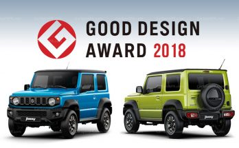 Suzuki Jimny Wins 2018 Good Design Gold Award in Japan 7