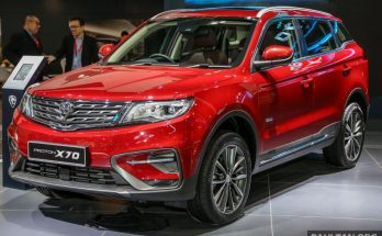 Proton X70 Showcased at KLIMS 2018 15