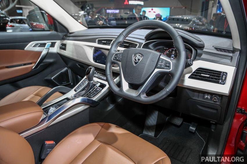 Proton X70 and Saga- Variants Details Revealed 2