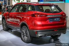 Proton X70 Showcased at KLIMS 2018 8