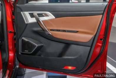 Mahathir Mohammad Gifts Proton X70 SUV to Imran Khan 8