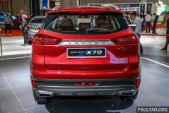 Proton X70 Showcased at KLIMS 2018 13