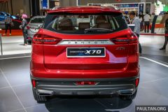 Proton X70 Showcased at KLIMS 2018 10