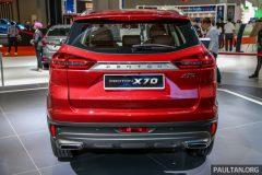 Proton X70 Showcased at KLIMS 2018 11
