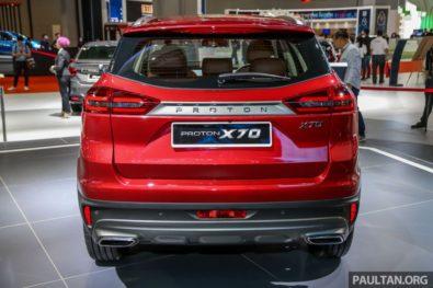 Proton X70 Showcased at KLIMS 2018 9