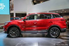 Proton X70 Sets Another Record in Malaysia 5