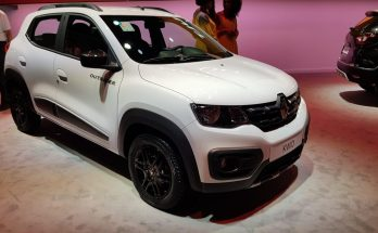 Renault Showcased the Kwid Outsider at 2018 Sao Paulo Motor Show 18